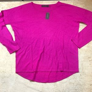 Pink Shirt by The Limited- Long Sleeves NWT